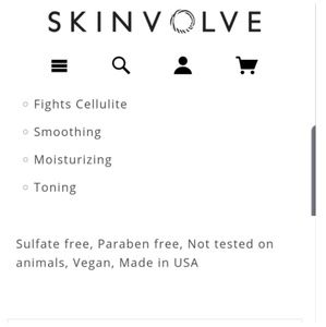 Skinvolve Other - BRAND NEW Body Boost Gel NEVER USED
